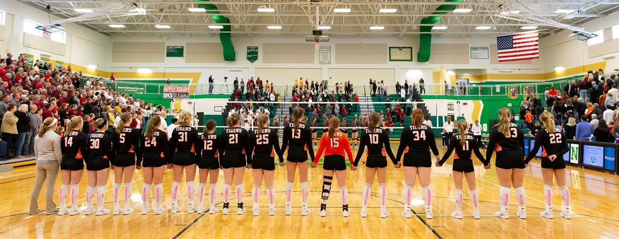 Volleyball Regional Final