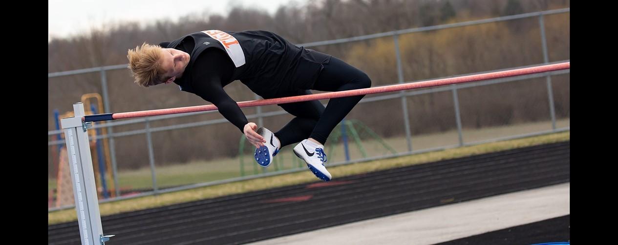 Boys High Jump