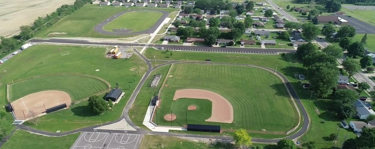 School ballfields