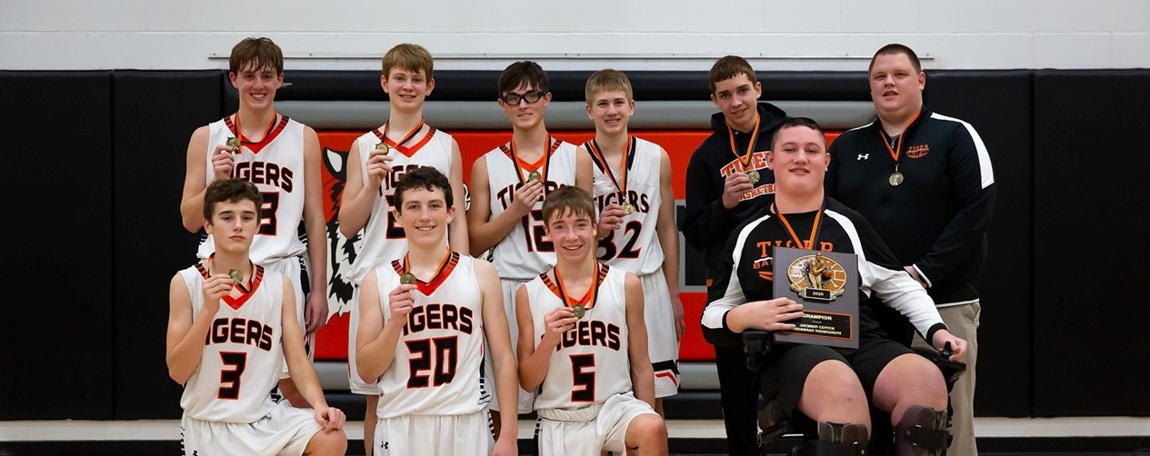 Freshman Tournament Champs