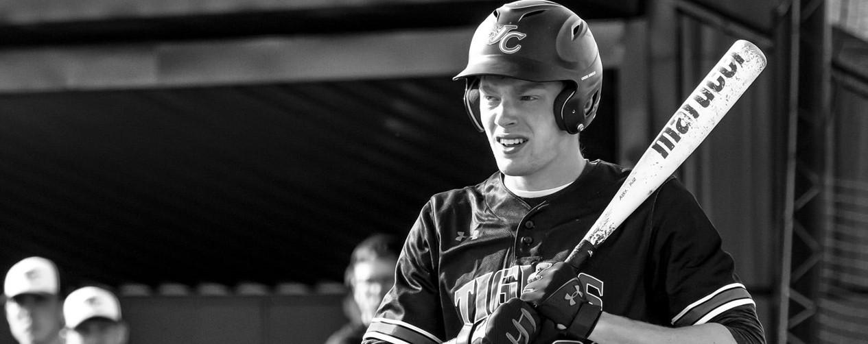 Baseball Boy on deck