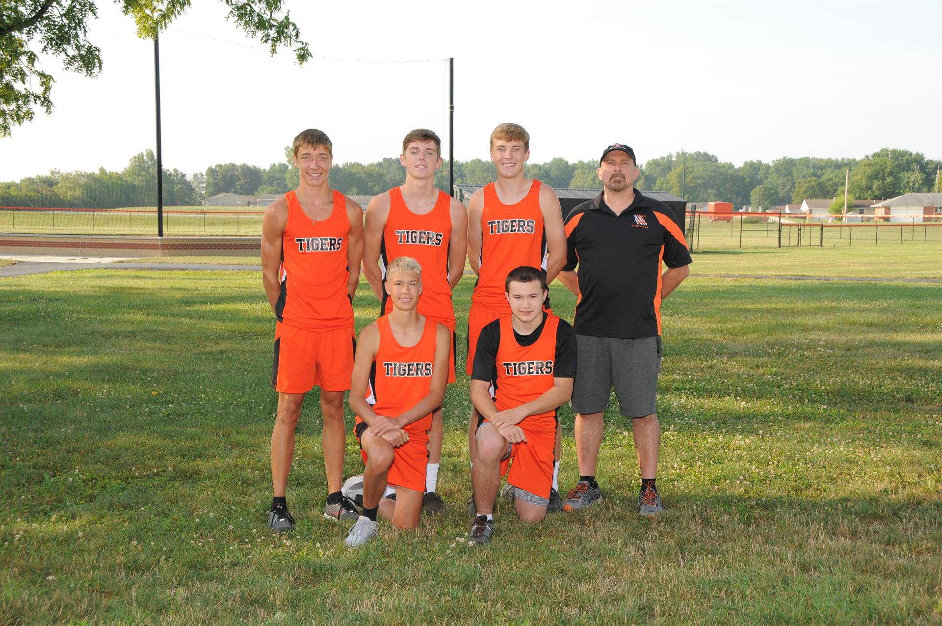 Cross Country HS Boys