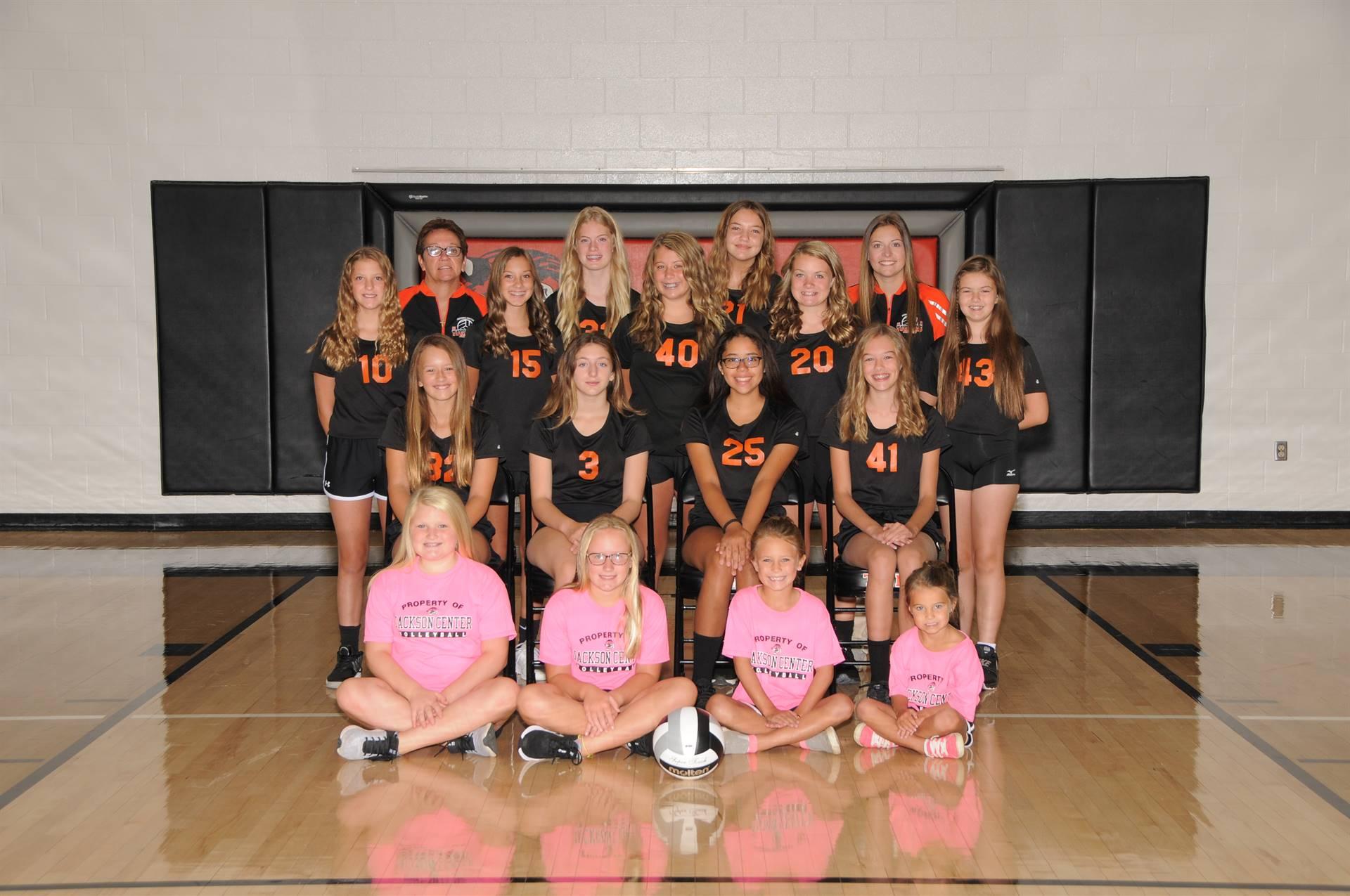 JH Volleyball - 7th grade